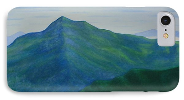 Cold Mountain IPhone Case by Stacy C Bottoms