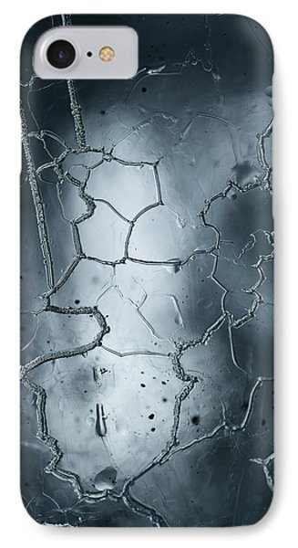 Cold Steel IPhone Case by Ted Raynor