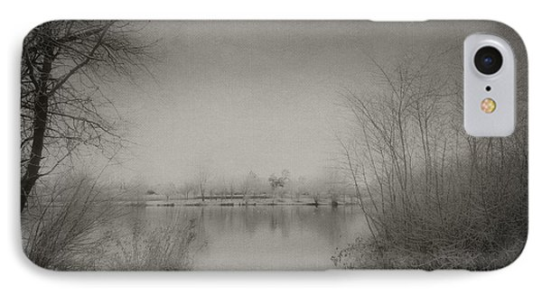 Cold Time IPhone Case by Svetlana Sewell