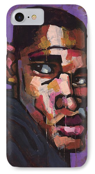 Cold Weather Coming IPhone Case by Douglas Simonson