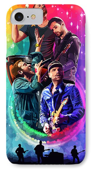 Coldplay Mylo Xyloto IPhone 7 Case