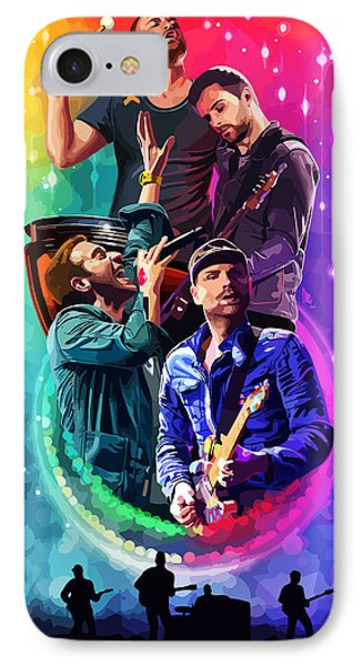 Coldplay Mylo Xyloto IPhone Case