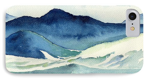Coldscape IPhone Case by Katherine Miller