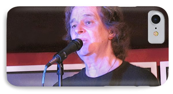 Colin Blunstone Phone Case by Melinda Saminski