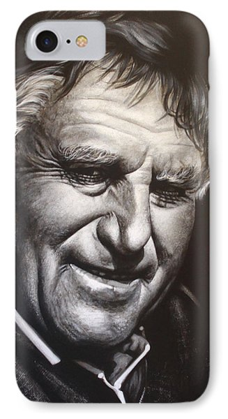 Colin Meads Phone Case by Bruce McLachlan