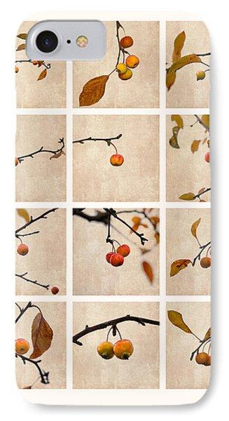 Collage Paradise Apple Phone Case by Alexander Senin
