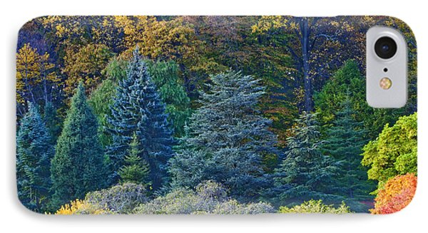 Collection Of Autumn Colors IPhone Case by Gary Slawsky