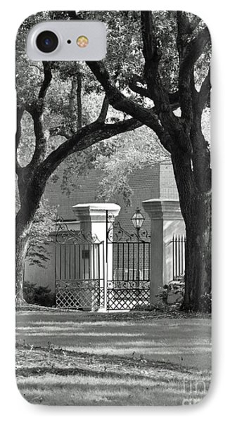 College Of Charleston Gate IPhone Case