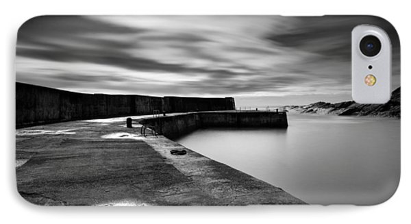 Collieston Breakwater IPhone Case