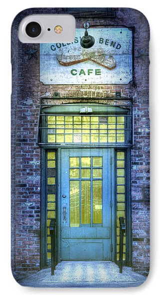 Collision Bend Cafe-cleveland IPhone Case