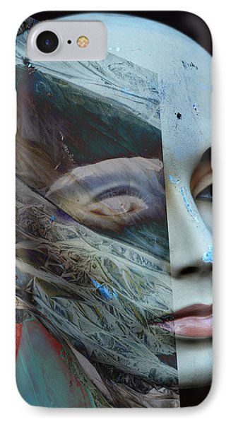 Collision Intended  IPhone Case by Empty Wall