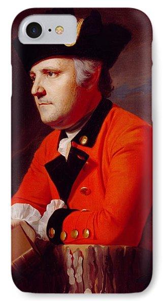 Colonel John Montresor Phone Case by John Singleton Copley