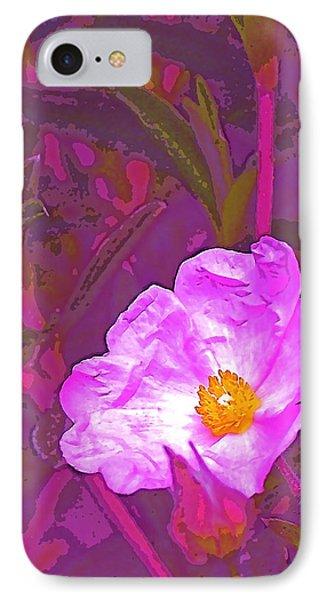 Color 2 IPhone Case by Pamela Cooper