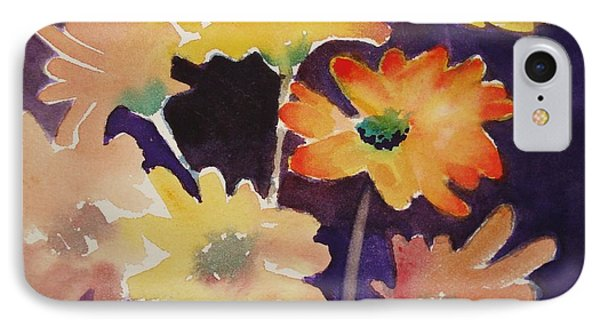 Color And Whimsy IPhone Case by Marilyn Jacobson