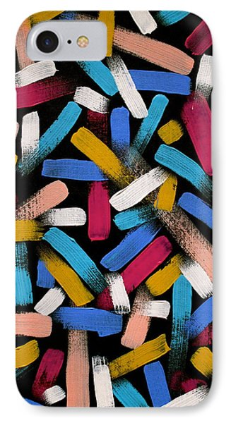 Color Comets IPhone Case by Jeff Gater