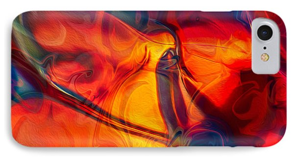 Color Conception IPhone Case by Omaste Witkowski