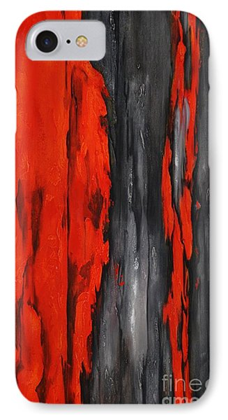 Color Harmony 17 IPhone Case by Emerico Imre Toth