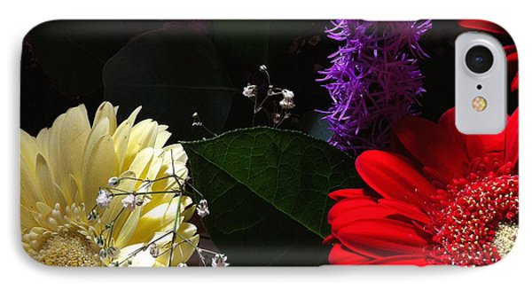 IPhone Case featuring the photograph Color Me Dark by Meghan at FireBonnet Art