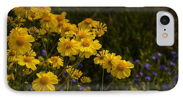 Color Me Yellow  Phone Case by Saija  Lehtonen