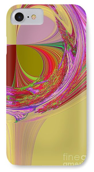 Color Symphony IPhone Case by Loredana Messina
