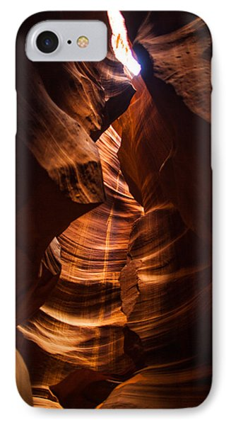 Color Within Phone Case by Bill Cantey