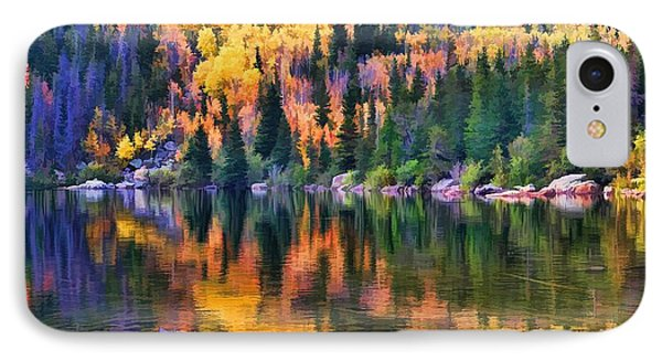 Colorado Autumn Phone Case by Jon Burch Photography