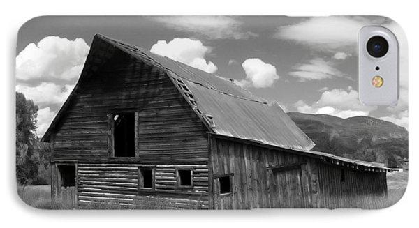 Colorado Barn IPhone Case by John Bushnell