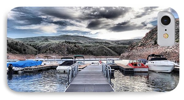 Colorado Boating Phone Case by Dan Sproul
