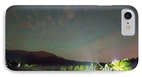 Colorado Chapel On The Rock Dreamy Night Sky IPhone Case by James BO  Insogna