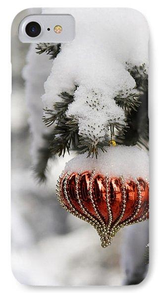 Colorado Christmas 2 IPhone Case