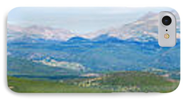 Colorado Continental Divide Panorama Hdr Phone Case by James BO  Insogna