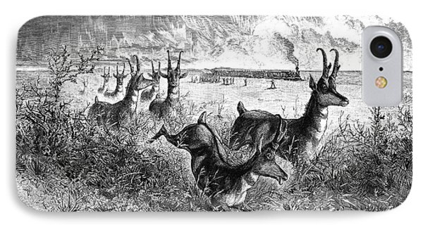 Colorado Hunting, 1875 IPhone Case by Granger