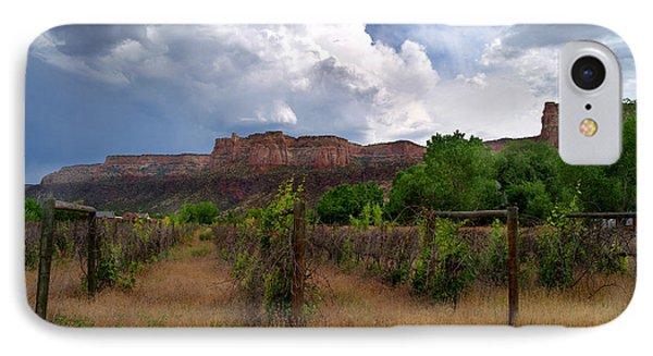Colorado Monument IPhone Case
