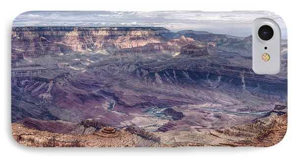 IPhone Case featuring the photograph Colorado River At Grand Canyon by Wanda Krack