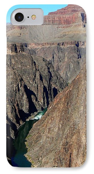Colorado River From Plateau Point IPhone Case