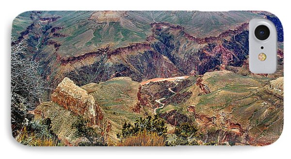 Colorado River Grand Canyon IPhone Case by Marilyn Smith