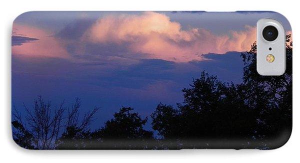 Colorado Storm Clouds IPhone Case