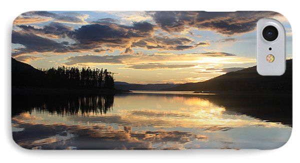Colorado Sunset IPhone Case by Chris Thomas