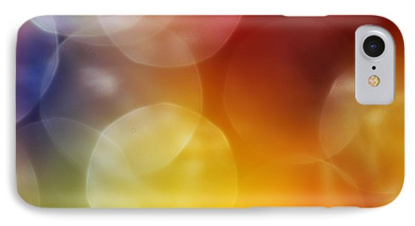 Colorful Abstract 7 Phone Case by Mary Bedy