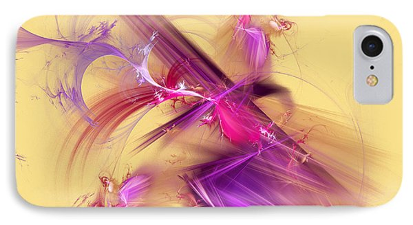Colorful Abstract Background  IPhone Case