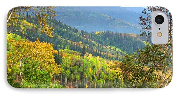 Colorful Colorado Phone Case by Brian Harig