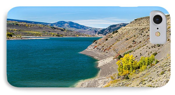 Colorful Colorado Mountain Lake  IPhone Case