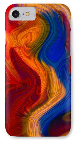 Colorful Compromises II Phone Case by Omaste Witkowski