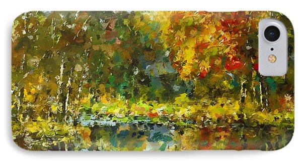 Colorful Dreams IPhone Case by Georgiana Romanovna