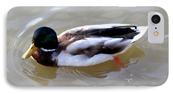 Colorful Duck IPhone Case