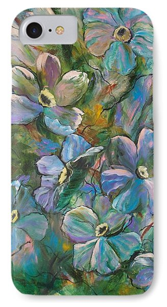 Colorful Floral IPhone Case by Roberta Rotunda