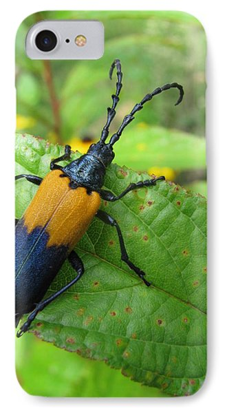 Colorful Insect Phone Case by Selma Glunn