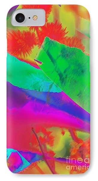 Colorful Phone Case by Kathleen Struckle