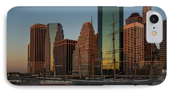 IPhone Case featuring the photograph Colorful New York  by Georgia Mizuleva