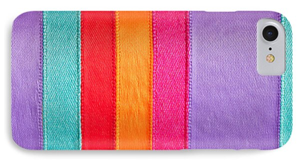 Colorful Nylon Phone Case by Tom Gowanlock